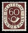 DBP 1951 135 Posthorn.jpg