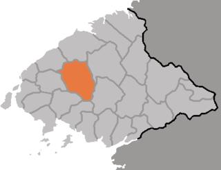Chonma County County in North Pyŏngan, North Korea