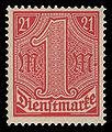 DR-D 1920 22 Dienstmarke.jpg