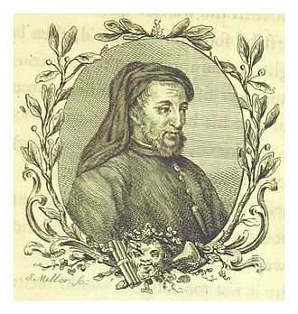 Richard Edwardes - Richard Edwardes (Illustration by John Dryden)