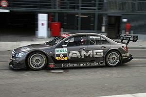 Mercedes-Benz AMG C-Class DTM (W204) - Image: DTM Mercedes 2007 Haekkinen amk