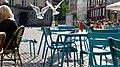 """Danemark, Copenhague, Gammeltorv, """"l'Ancienne Place"""", quelques instants avant que les oiseaux jettent la bouteille par terre (33100907321).jpg"""