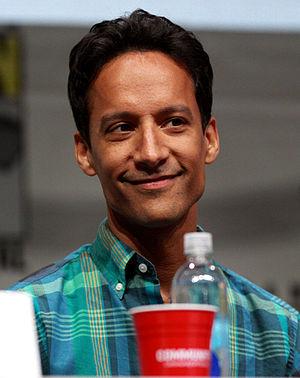 Danny Pudi - Pudi at the 2013 San Diego Comic-Con International
