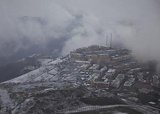 Daşkəsən - Image: Dashkesan (Azerbaijan) 2
