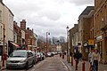 Daventry, High Street scene towards Market Square - geograph.org.uk - 1729635.jpg