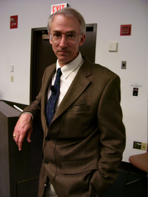 David Sloan Wilson - Image: David sloan wilson leaning
