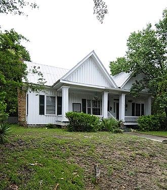 David Rawl House - David Rawl House, August 2012