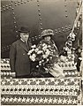 David and Carrie Rodgers at launch of SS Edmore, Skinner & Eddy shipyard, Seattle, May 24, 1919 (MOHAI 4439).jpg