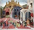 David ghirlandaio, storie di san Romolo di fiesole, 1488, 01.jpg