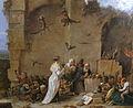 David teniers il giovane, tentazione di sant'antonio, 1665-1670 ca. 02.JPG
