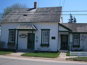 Lucy Maud Montgomery - Birthplace of Lucy Maud Montgomery