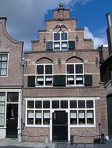 Gevel wikipedia - Oude huis gevel ...