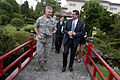 Defense.gov News Photo 120721-D-TT977-202 - Deputy Secretary of Defense Ashton B. Carter walks with Air Force Lt. Gen. Sam Angelella commander U.S. Forces Japan at Yokota Air Base Japan on.jpg