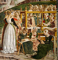 Del Cossa Triumph of Minerva March Needlework detail.jpg