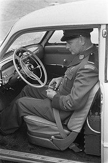 Une ceinture de sécurité en 1960. f7fcf9f8aa0