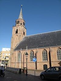 Den Haag-Scheveningen, kerk bij het strand foto1 2009-10-25 10.34.JPG