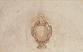 Design for a Lunette Decoration- Coat of Arms Flanked by Seated Allegorical Figures (recto and verso) MET 1975.131.20 VERSO.jpg