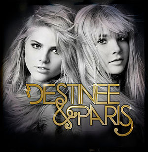 Destinee & Paris - Image: Destinee and Paris