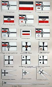 Deutsches Reich Flaggen