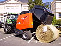 Deutz-Fahr tractor with Kuhn baler (2).jpg