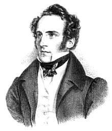 Karl August Devrient, c. 1825 (Source: Wikimedia)