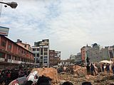 Dharhara after Nepalquake 4.JPG