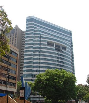 East Caracas - Image: Digitel Tower chacao East Caracas Venezuela