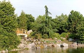 Jardin japonais de dijon wikip dia for Jardin japonais dijon
