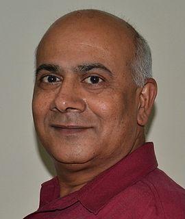 Dinakar Mashnu Salunke biologist