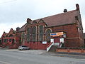 Dining Hall at Hartley's Factory Hartley Avenue Walton Liverpool Merseyside United Kingdom.jpg