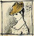 Disegno per copertina di libretto, disegno di Peter Hoffer per Il cappello di paglia di firenze (s.d.) - Archivio Storico Ricordi ICON012421.jpg