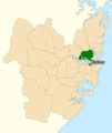 Division of NORTH SYDNEY 2016.png
