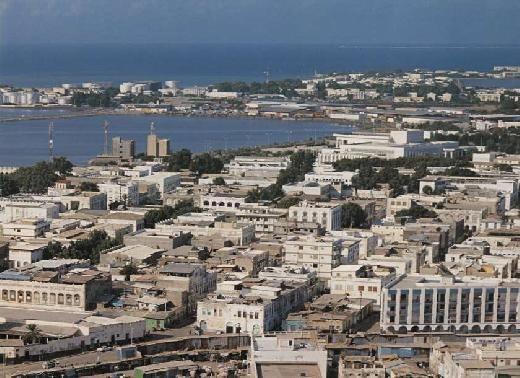 Djibouti Ville