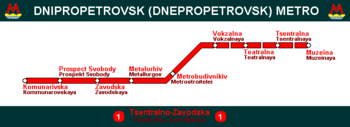 Dnipropetrovsk Metro map eng.PNG