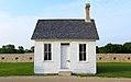 Doctor's Office, Lower Fort Garry, St. Andrews (501100) (14797284056).jpg