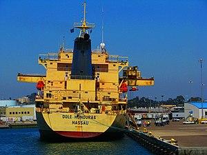 Dole Honduras cargo ship.jpg