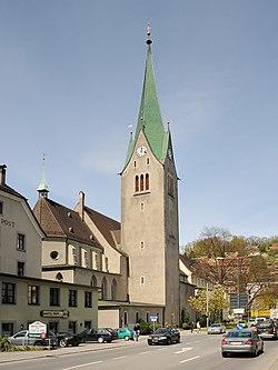 Dom St. Nikolaus am Domplatz 2, Feldkirch.JPG
