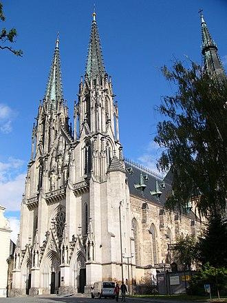 Roman Catholic Archdiocese of Olomouc - Saint Wenceslas Cathedral