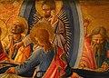 Domenico di michelino, dormitio virginis, 1440 ca, dalla cappella dell'assunta nel duomo di prato 04.jpg