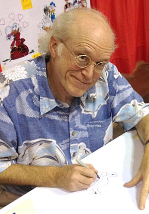 Don Rosa - Don Rosa at MegaCon 2012 in Orlando