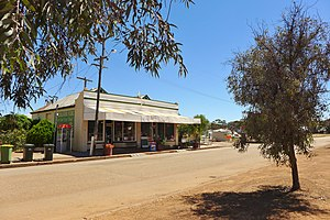 Doodlakine, Western Australia - Doodlakine Store, 2014