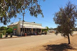 Doodlakine, Western Australia Town in the Wheatbelt region of Western Australia