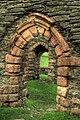 Doorways, Kilbrannan Chapel - geograph.org.uk - 934666.jpg