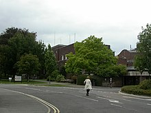 Dorchester, County Hall - geograph.org.uk - 1491193.jpg