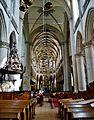 Dordrecht Grote Kerk Onze Lieve Vrouwe Innen Langhaus Ost 1.jpg