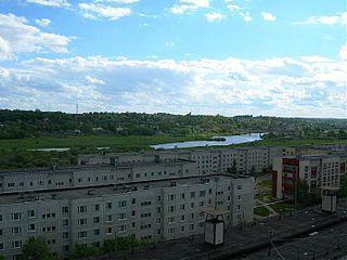 Dorogobuzh Town in Smolensk Oblast, Russia