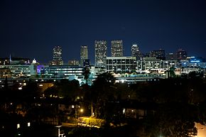Downtown Beverly Hills At Night.jpg