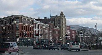 Rutland (city), Vermont - Downtown Historic District