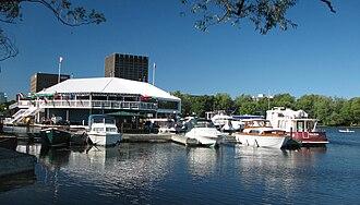 Dow's Lake - Dows Lake Pavilion
