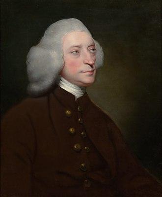 John Armstrong (poet) - Image: Dr John Armstrong By Sir Joshua Reynolds